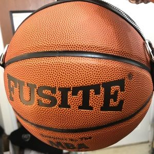 NWT - Basketball Purse